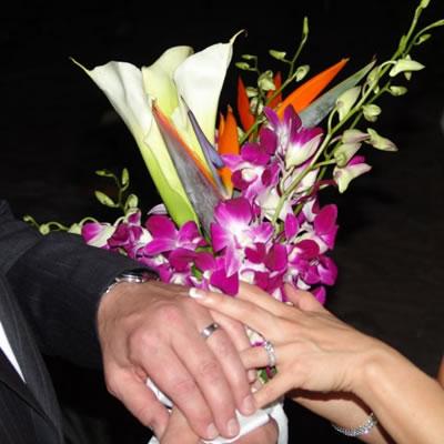 Key West beach weddings